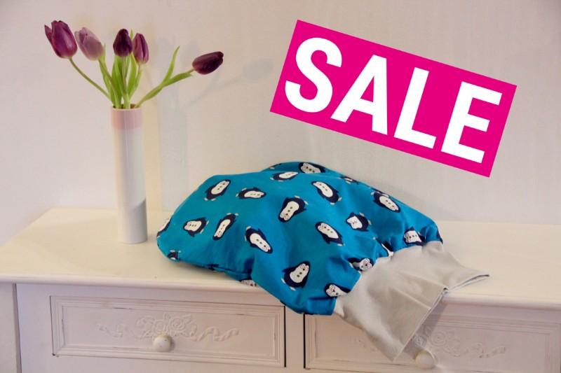 Sale Pucksack Schlafsack Pinguine