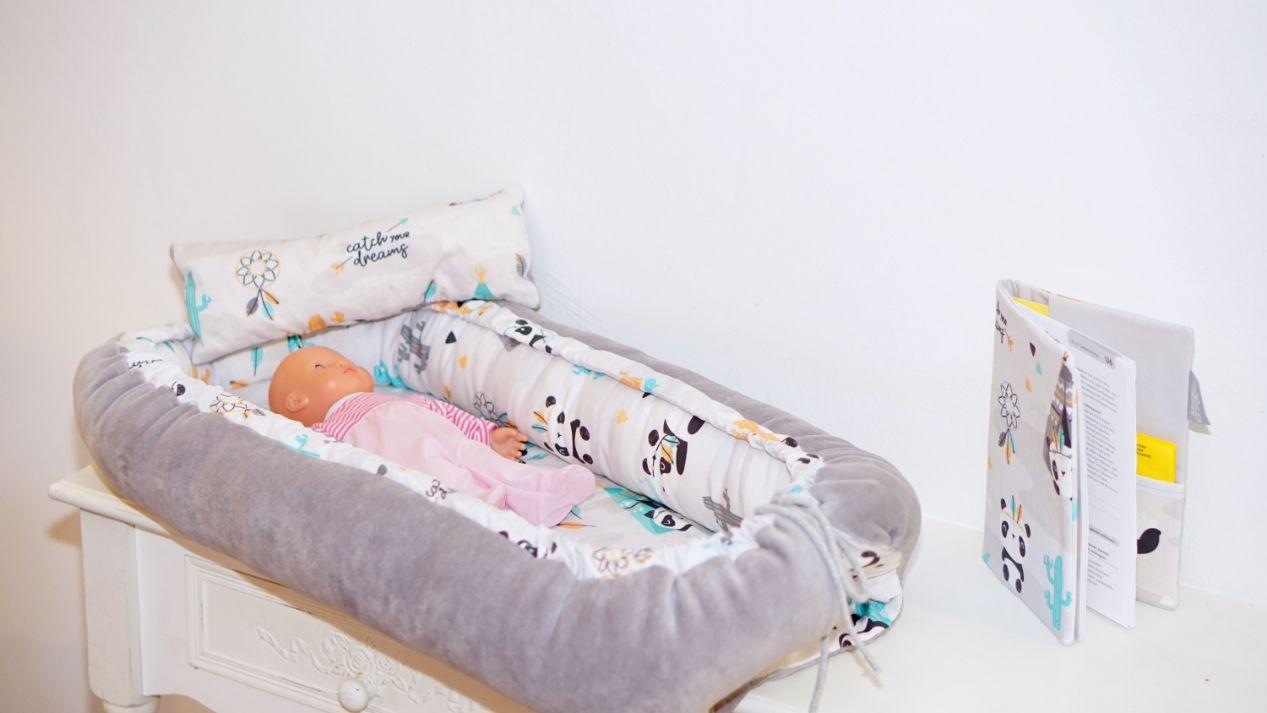 babybett nestchen nähen